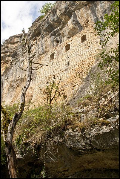 Photo du Monument Historique Restes du château des Anglais situé à Brengues
