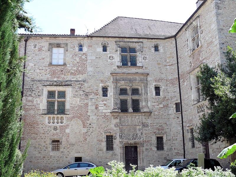 Photo du Monument Historique Ancien archidiaconé situé à Cahors