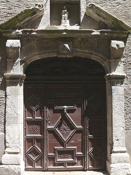 Photo du Monument Historique Ancien couvent des Soeurs de Gramat situé à Cahors