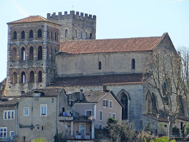 Photo du Monument Historique Eglise Saint-Barthélémy situé à Cahors