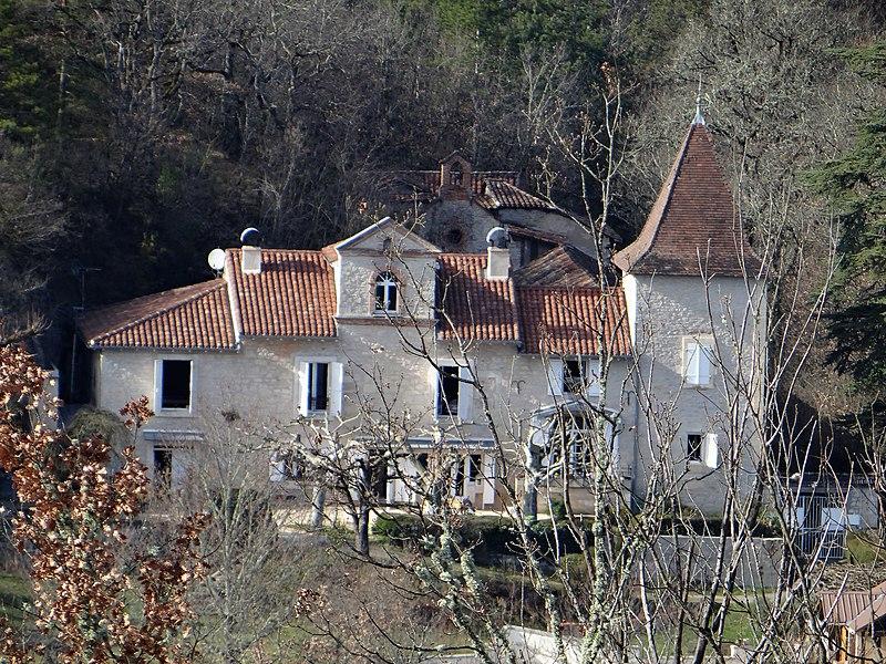 Photo du Monument Historique Ancien ermitage situé à Cahors