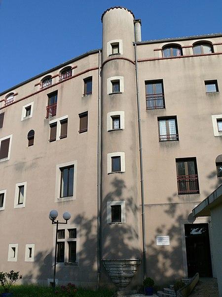 Photo du Monument Historique Immeuble dit des Mirepoises situé à Cahors