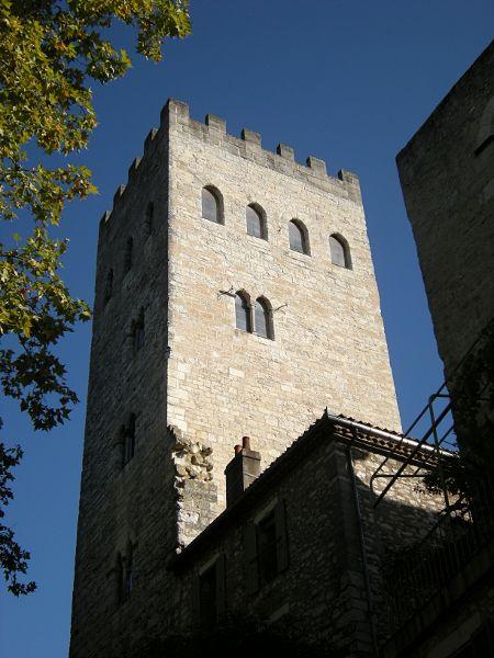 Photo du Monument Historique Palais de Jean XXII situé à Cahors