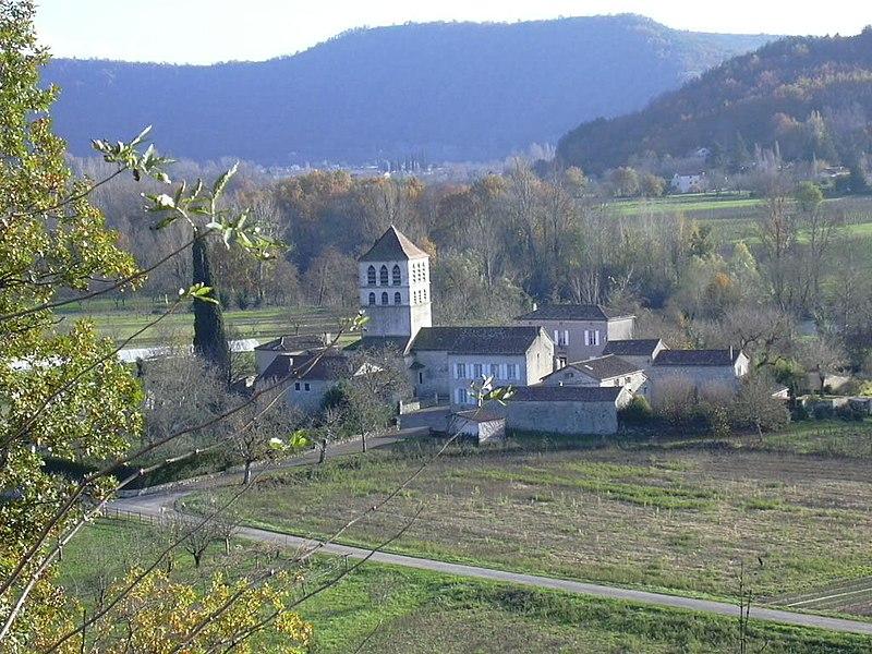 Photo du Monument Historique Eglise situé à Caillac