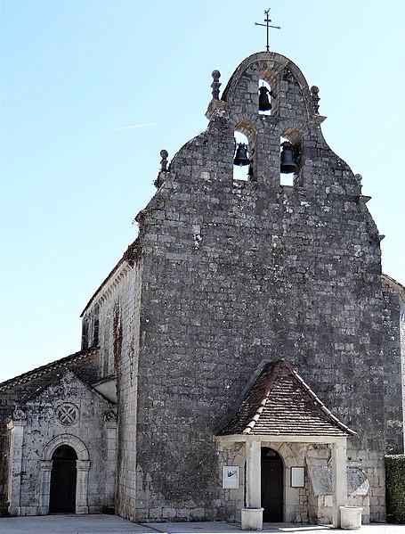 Photo du Monument Historique Eglise situé à Cambayrac