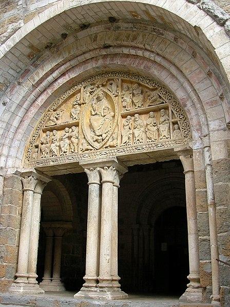 Photo du Monument Historique Eglise et son cloître situé à Carennac