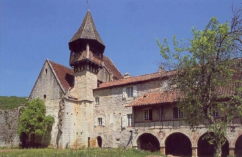 Photo du Monument Historique Monastère de Notre-Dame de Val Paradis situé à Espagnac-Sainte-Eulalie