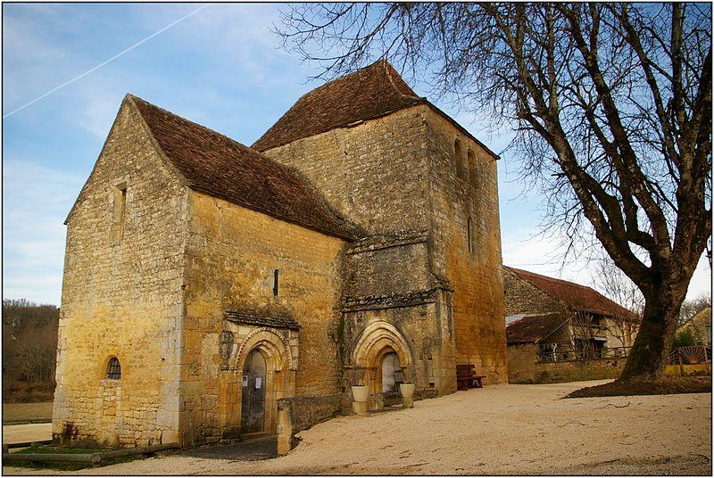 Photo du Monument Historique Eglise situé à Fajoles