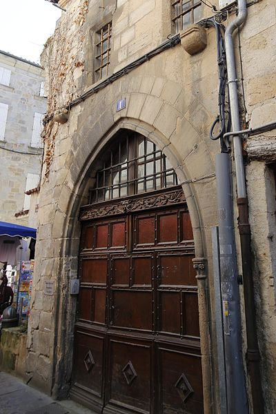 Photo du Monument Historique Maison situé à Figeac