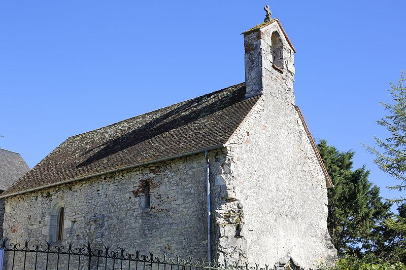 Photo du Monument Historique Chapelle du 15e siècle situé à Floirac
