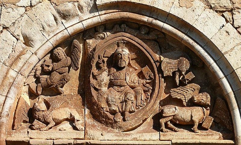 Photo du Monument Historique Eglise Saint-Pierre-ès-Liens situé à Goujounac