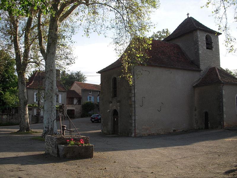 Photo du Monument Historique Eglise situé à Gréalou