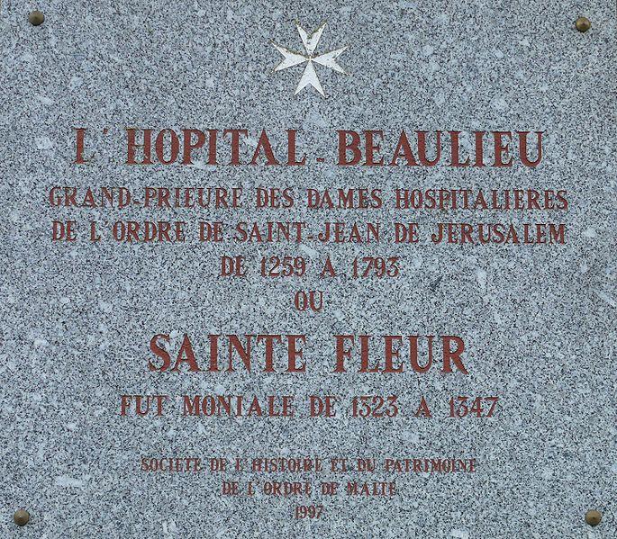 Photo du Monument Historique Ancien hôpital des Religieuses de Beaulieu situé à Issendolus