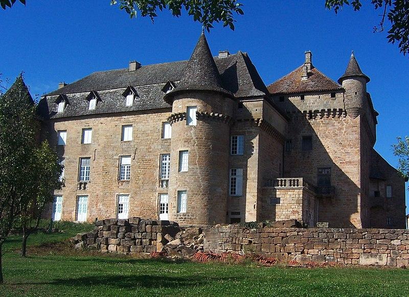 Photo du Monument Historique Château situé à Lacapelle-Marival