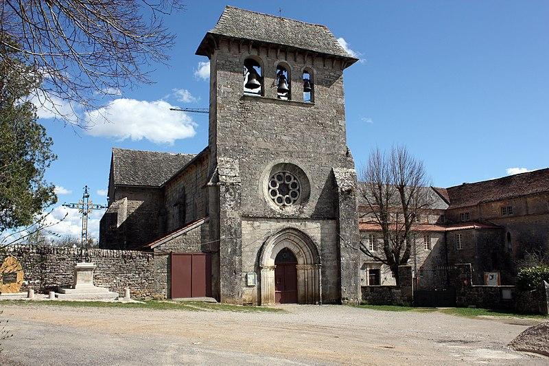 Photo du Monument Historique Ancien prieuré situé à Laramière