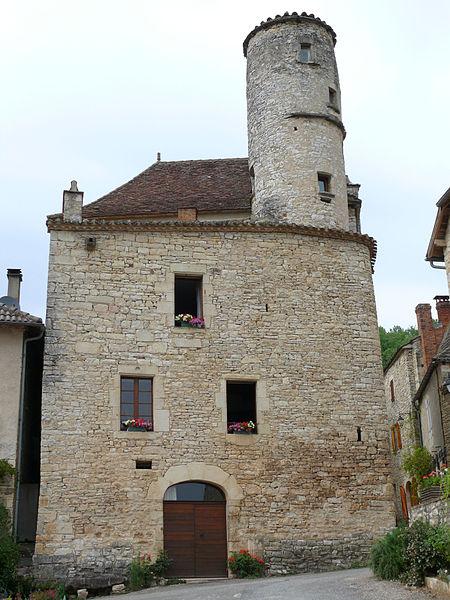 Photo du Monument Historique Maison situé à Lherm