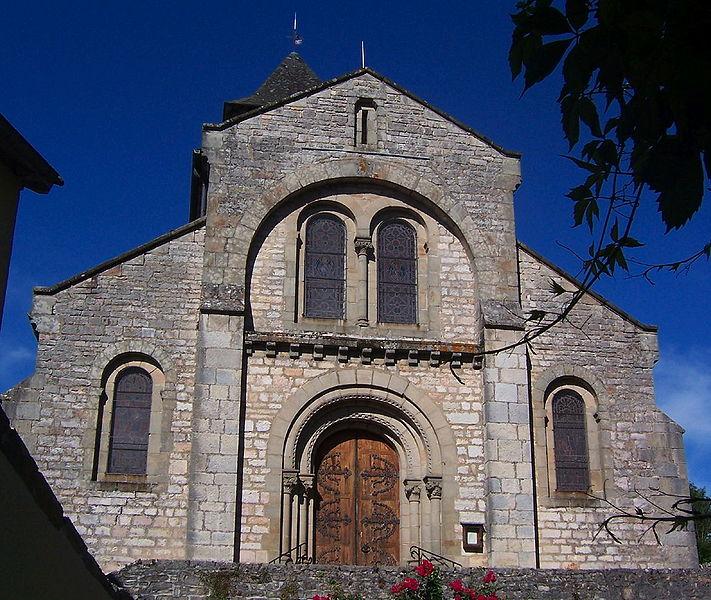 Photo du Monument Historique Eglise Saint-Rémi situé à Livernon