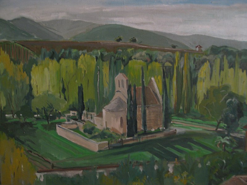 Photo du Monument Historique Eglise situé à Luzech