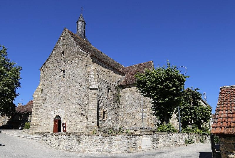 Photo du Monument Historique Eglise situé à Rignac