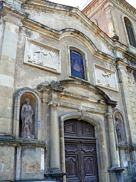 Photo du Monument Historique Eglise des Récollets situé à Saint-Céré