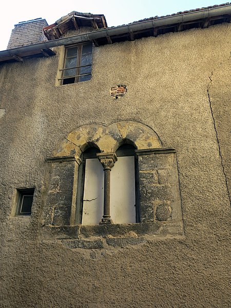Photo du Monument Historique Maison situé à Saint-Céré