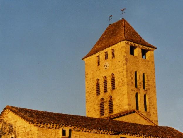 Photo du Monument Historique Eglise situé à Saint-Pantaléon