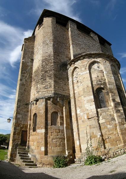 Photo du Monument Historique Eglise situé à Saint-Pierre-Toirac