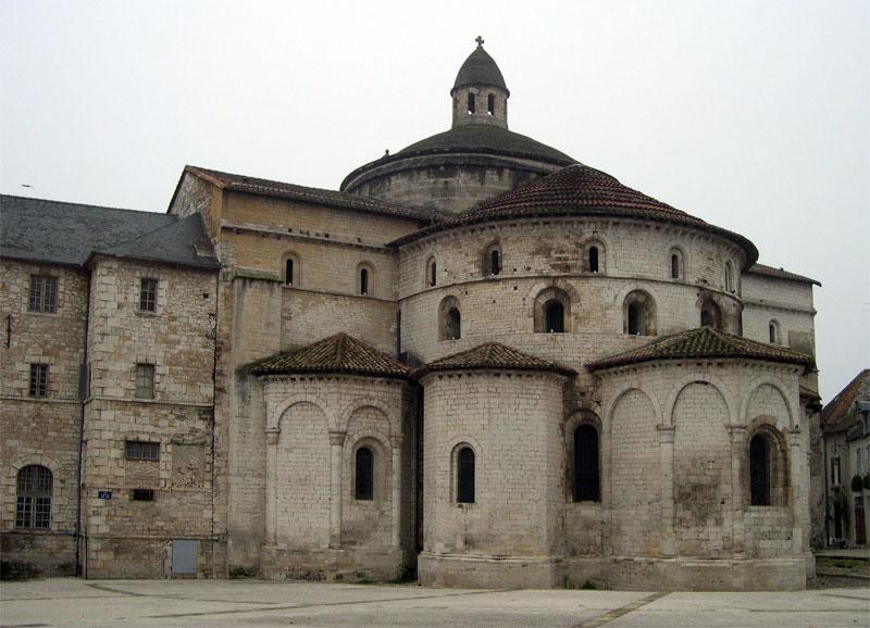 Photo du Monument Historique Eglise abbatiale Sainte-Marie situé à Souillac
