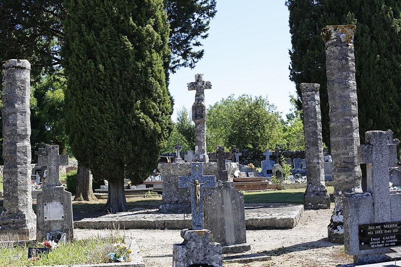 Photo du Monument Historique Cimetière situé à Thégra