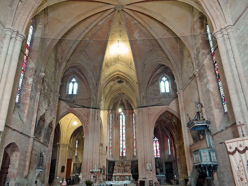 Photo du Monument Historique Eglise situé à Le Vigan