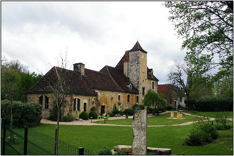 Photo du Monument Historique Maison rurale et ses dépendances situé à Le Vigan