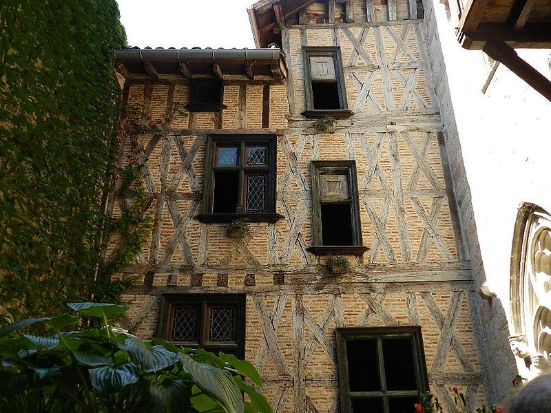 Photo du Monument Historique Immeuble situé à Figeac