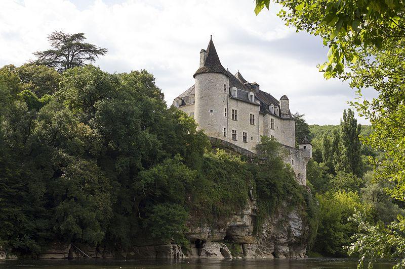 Photo du Monument Historique Château de la Treyne situé à Lacave