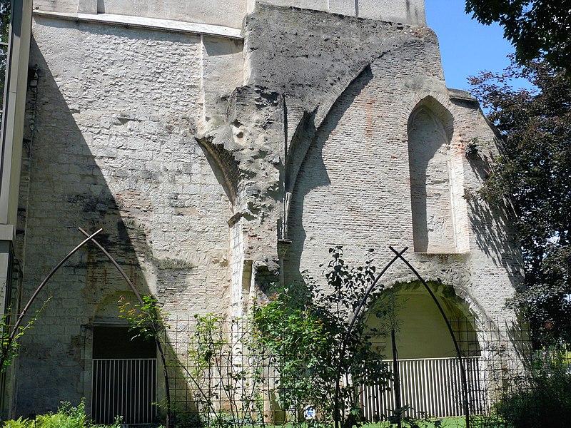 Photo du Monument Historique Ancien couvent des Bénédictines de la Daurade situé à Cahors
