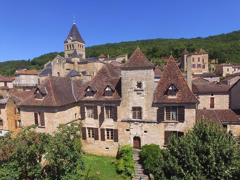 Photo du Monument Historique Château Boutier situé à Duravel