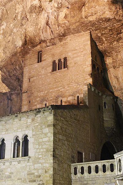 Photo du Monument Historique Chapelle Saint-Michel situé à Rocamadour