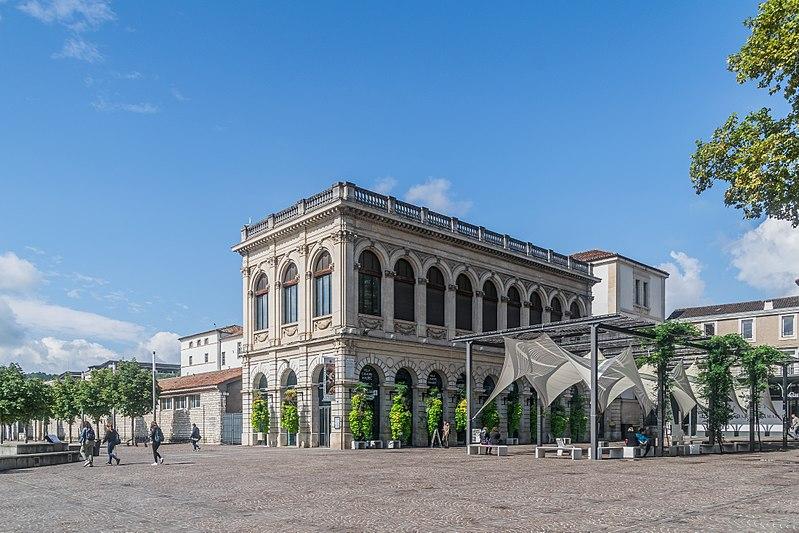 Photo du Monument Historique Bibliothèque municipale situé à Cahors