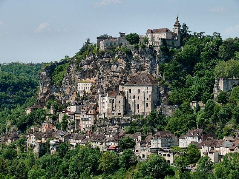 Photo du Monument Historique Cité religieuse situé à Rocamadour