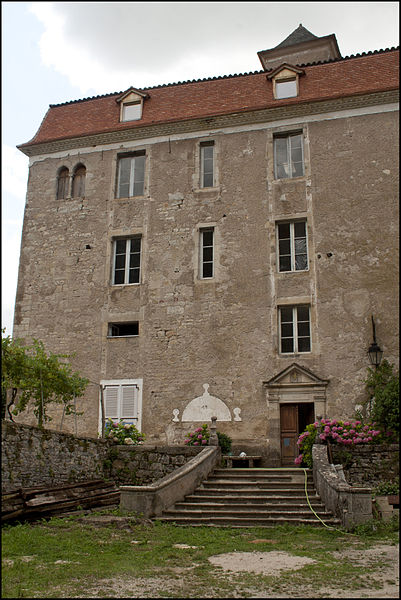 Photo du Monument Historique Château de Larnagol situé à Larnagol