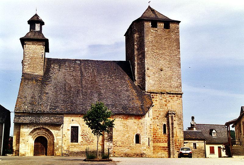 Photo du Monument Historique Eglise Saint-Martin situé à Gignac