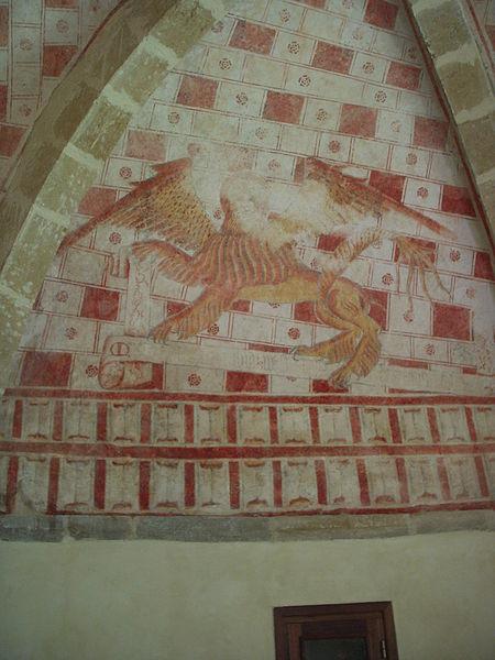 Photo du Monument Historique Chapelle Sainte-Marie-Madeleine de Guirande situé à Felzins