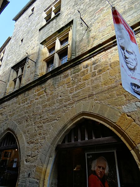 Photo du Monument Historique Maison du sénéchal situé à Gourdon