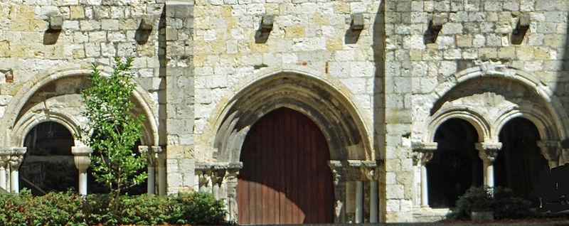 Photo du Monument Historique Collège de Saint-Caprais situé à Agen
