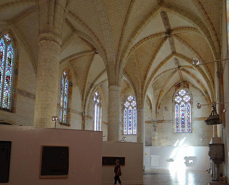 Photo du Monument Historique Eglise Notre-Dame des Jacobins situé à Agen