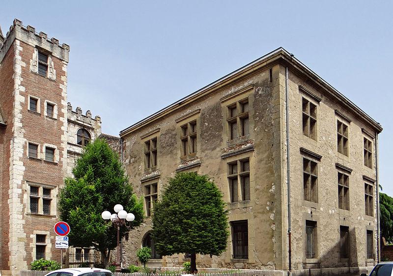 Photo du Monument Historique Hôtel Jean-Vergès situé à Agen