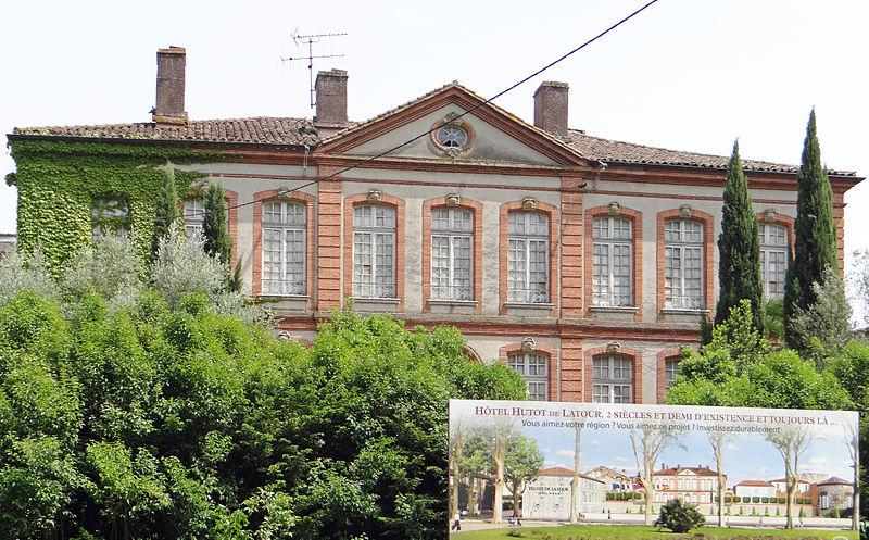 Photo du Monument Historique Hôtel Saint-Martin, dit aussi hôtel Hutot de Latour situé à Agen