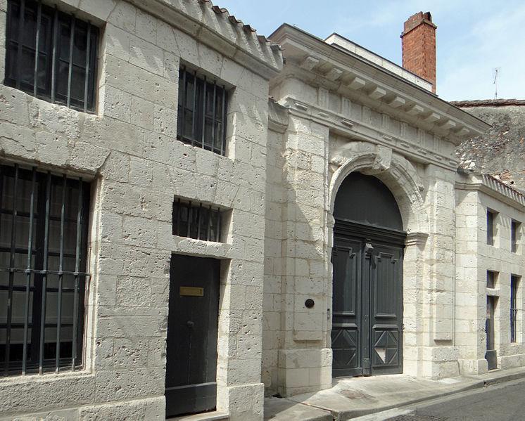 Photo du Monument Historique Hôtel situé à Agen