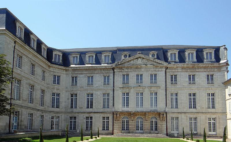 Photo du Monument Historique Château situé à Aiguillon