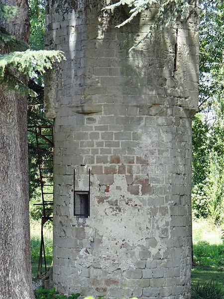 Photo du Monument Historique Ancien château situé à Allemans-du-Dropt
