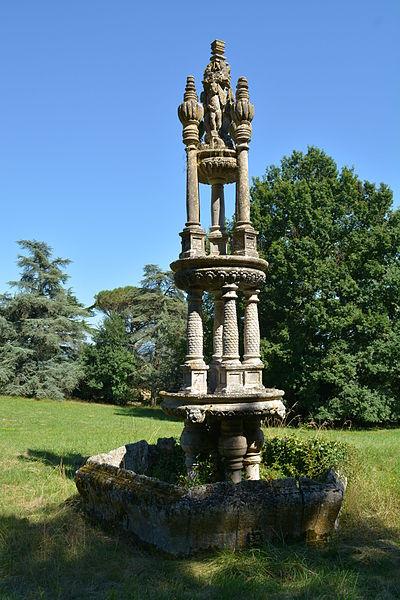Photo du Monument Historique Château de Roche situé à Clairac